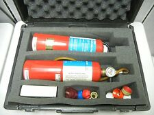 MINE SAFETY APPLIANCES / MSA USED CHECK GAS CALIBRATION KIT