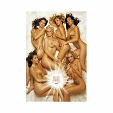 Naked Models Poster Ladies Babes Loaded Pretty Boys Wall 91.5x61cm 803