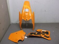 Misc Plastic for 2009-10 KTM 85 and 105 XS + CS Models