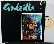 GODZILLA - Same    Metal Enterprise  LP  1989