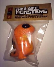 NYCC 2014 THE LAKE MONSTER Pumpkin Butter BY Chris Ryniak KAIJU SOFUBI Only 25