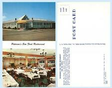 Petersons Seafood Restaurant Route 35 Neptune New Jersey Building Postcard