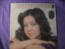 "Vicky Leandros - Mein Lied Fur Dich. 12"" Vinyl Album (12A607)"