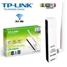 ANTENNA USB WIFI TP-LINK TL-WN722N ADATTATORE WIRELESS CON ANTENNA ESTERNA 150MB