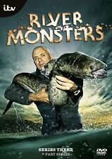 River Monsters - Series 3 - Complete (DVD, 2013)