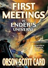 First Meetings in Ender's Universe (Other Tales from the Ender Universe) Card,