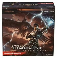DUNGEONS & DRAGONS: Temple of Elemental Evil - Board Game (WizKids) #NEW