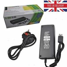 Power Supply for Xbox 360 S Slim Brick Adapter UK Mains Charger 135W UK SELLER