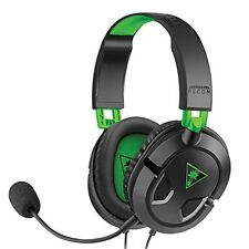 Turtle Beach Recon 50X Stereo Gaming Headset for Xbox One,PS4,PC With Mic New Uk