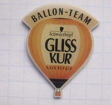 GLISS KUR / SCHWAZKOPF ............................... Ballon-Pin (109e)