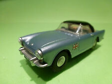 SPOT-ON TRIANG 1:42 SUNBEAM ALPINE - PALE BLUE 1:43 - VERY GOOD CONDITION CODE 3