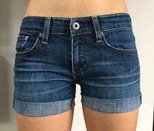 "AG ADRIANO GOLDSCHMIED "" Tomboy"" Roll Up Short Size 26"