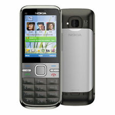 Nokia C5-00 Black With Excellent Battery & Charger