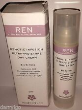 REN Osmotic Infusion Ultra-Moisture Day Cream 1.7 OZ. (RETAIL BOX NOT PERFECT)