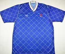 1987-1989 CHELSEA UMBRO HOME FOOTBALL SHIRT (SIZE L)