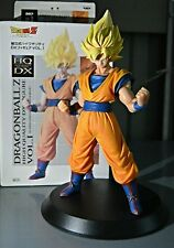 DRAGON BALL Z HQ DX GOKU GOKOU SS FIGURE FIGURA