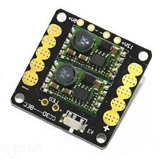 2-6V CC3D Flight Controller PCB Board 5V 12V BEC Output Power Distribution Board