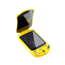 Yellow F16 Android 4.0.3 Play Store Smart Car Model Cell phone Mobile Unlocked