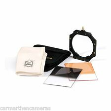 Lee Filters starter kit for 100mm system inc: filter holder,0.6 ND hard etc FHSK
