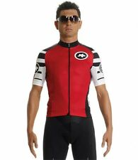 Assos SS.Mangusta S7 Jersey - Red - Large