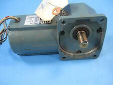 GTR Right Angle Gearhead motor 7.8 rpm 200VAC 3 phase mod# 1Y263068A
