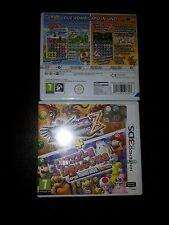 PUZZLE & DRAGONS Z + PUZZLE & DRAGONS SUPER MARIO 3DS  SIGILLATO ITALIANO