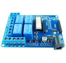 1Pcs New 70W 5V DC 4 Mechanical Relay Module Shield For Arduino UNO R3 XBEE