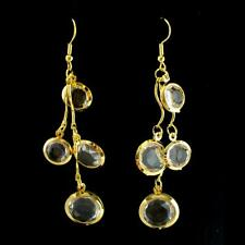 Ohrringe Ohrstecker Bollywood Indien Goa Earrings Gold