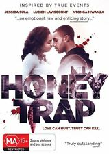Honeytrap - New/Sealed DVD Region 4 honey trap