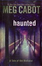 Haunted: A Tale of the Mediator, Meg Cabot, Good Condition, Book