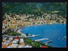Golfo Del Tigullio Rapallo Panorama dall'aereo Postcard