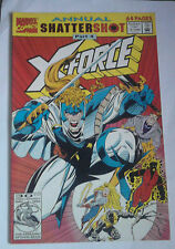 X-FORCE ANNUAL n° 1 ( Marvel ) 1992 Crossover SHATTERSHOT ,  1992