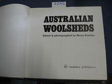 Sowden AUSTRALIAN WOOLSHEDS (62 A 2)