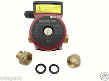110v Brass circulation pump 3 speed,for solar water heater or hot water heating