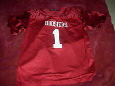 Indiana Hoosiers #1 Youth XL Football Jersey,PERSONALIZE for $17,MAKES GR8 GIFT