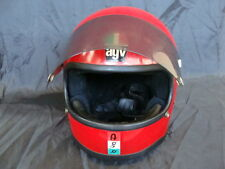 CASCO AGV AGO EPOCA MV AGUSTA GP AUTO MADE IN ITALY HELMET RD RG 2 STROKE