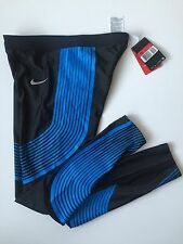 NEW Nike Power Speed Dri Fit Running Compression Tights Stay Warm Size Large