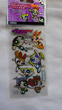 Powerpuff Girls Stickers Drums Fighting Band Music Cartoon Network