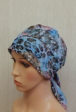 Chemotherapy patients caps, cancer head scarf, head wraps for chemo, hair loss