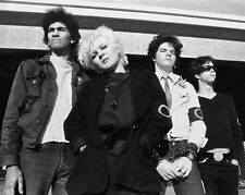 "The Germs 10"" x 8"" Photograph no 1"