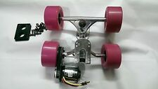 "DIY 2900W electric longboard parts drive kit 97MM wheel 8""truck C6374 motor"