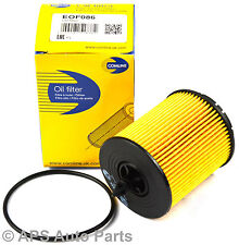 Saab 93 95 1.8 2.0 Turbo 2002 Present EOF086 Engine Oil Filter Petrol