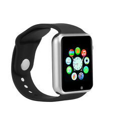SMART WATCH OROLOGIO CELLULARE PER APPLE IPHONE 3GS 4 4S 5 5S 5C 6 S C IOS 7 8
