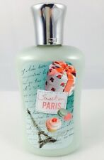 Bath & Body Works Sweet On Paris Body Lotion 8 Oz Full Size - New & Rare