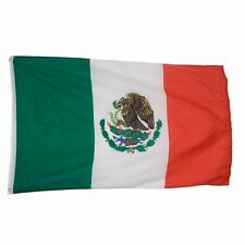 MEXICO High quality 3' x 5' polyester flag USA SELLER