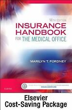 Insurance Handbook for the Medical Office - Text and Workbook Package New Sealed