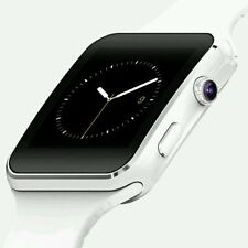 Montre Connectée Sim card  compatible ANDROID APPLE  WATCH iPhone x6 connecte
