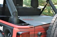 Jeep Wrangler JK 2007-2016 Steinjager Rear Cargo Cover 4 Door J0041214