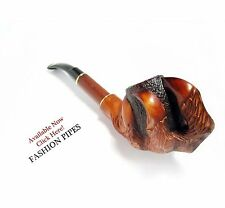 "Fashion Churchwarden Tobacco Pipe, Exclusive ""DRAGON CLAW"" 8.12 in + Cooler Gift"