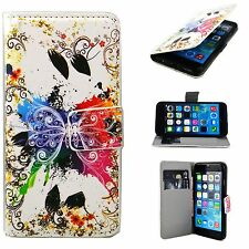 Card Slot Wallet Leather Soft Cover Case Stand Skin For Apple iPhone 6 6S 4.7""